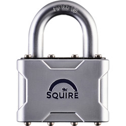 Squire Squire Vulcan Padlock 55 x 9.5 x 33mm - 53448 - from Toolstation