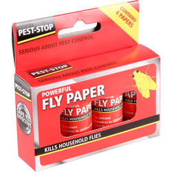 Pest-Stop Pest-Stop Fly Papers  - 53484 - from Toolstation