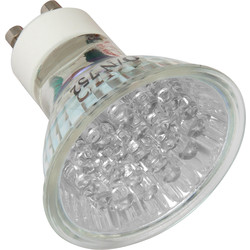 LED Glass GU10 Lamp