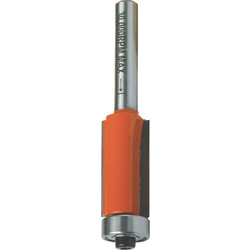 "Silverline Router Bit Flush 1/4"" : 6.35 x 12.7mm - 53540 - from Toolstation"
