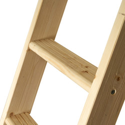 TB Davies EuroFold Timber Loft Ladder