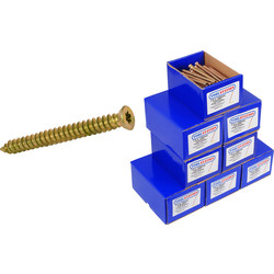 Masonry Torx Frame Fixing Screw Trade Pack