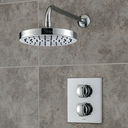 Triton Valona Thermostatic Dual Control Mixer Shower