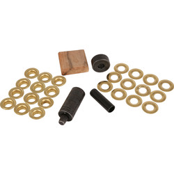 "Draper Draper Tarpaulin Grommet Repair Kit 3/8"" - 53761 - from Toolstation"