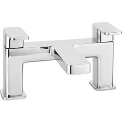 Highlife Fife Bath Filler Tap Deck - 53767 - from Toolstation