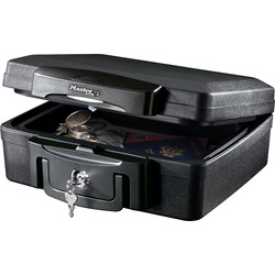 Master Lock Master Lock Fire and Water Resistant Small Security Chest 4.9L 7.7Kg - 53779 - from Toolstation