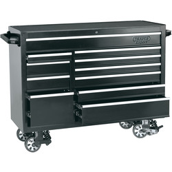 "Draper Draper Roller Tool Cabinet 56"" 11 drawer - 53949 - from Toolstation"