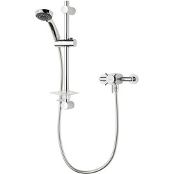 Triton Showers Triton Florino Thermostatic Concentric Mixer Shower  - 54079 - from Toolstation
