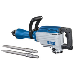 Scheppach AB1600 1600W 50 Joule HEX Demolition Hammer