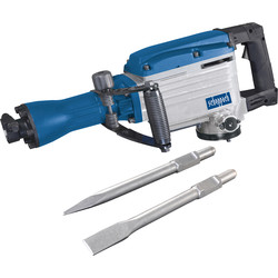 Scheppach Scheppach AB1600 1600W 50 Joule HEX Demolition Hammer 230V - 54083 - from Toolstation