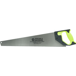 "Spear and Jackson Predator Universal Saw Second Fix 550mm (22"") - 54111 - from Toolstation"