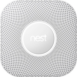 Google Nest Nest Protect Smoke & Carbon Monoxide Alarm Wired S3003LWGB - 54114 - from Toolstation