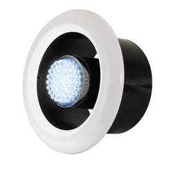Xpelair Airline ALL100T LED Shower Fan - Timer