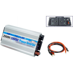 Streetwize Streetwize Power Inverter 1000W - 54219 - from Toolstation