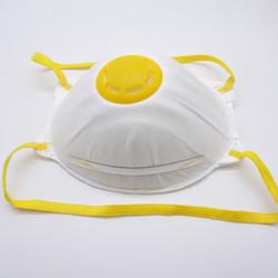 FFP2 Moulded Valved Disposable Face Mask