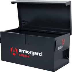 Armorgard Armorgard Tuffbank Van Box 950 x 505 x 460mm - 54300 - from Toolstation