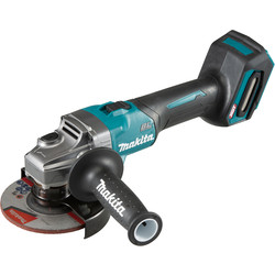 Makita Makita XGT 40V Max Angle Grinder 125mm Body Only - 54379 - from Toolstation