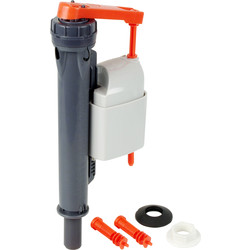 Wirquin Wirquin Telescopic Bottom Inlet Valve  - 54478 - from Toolstation