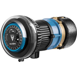 "DAB DAB Vortex Blue One 155 No Isolating Valves and a mechanical Timer 1/2"" 50-60Hz 220-240v - 54544 - from Toolstation"