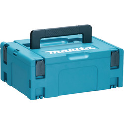 Makita Makita MakPac Stacking Case Type 2 157mm - 54594 - from Toolstation