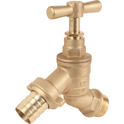 "Hose Union Bib Tap 3/4"" - 54646 - from Toolstation"
