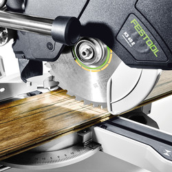 Festool KS 60 E 216mm Sliding Compound Mitre Saw