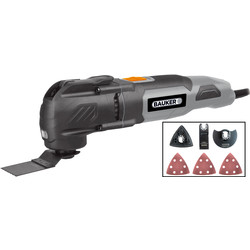 Bauker Bauker 300W Multi Cutter 240V - 54984 - from Toolstation