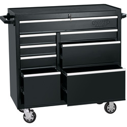 "Draper Draper Roller Tool Cabinet 42"" 8 drawer - 55193 - from Toolstation"