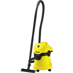 Karcher Karcher WD 3 17L Wet & Dry Vacuum Cleaner 230V - 55195 - from Toolstation