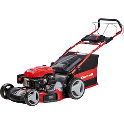 Einhell Einhell 139cc 48cm Self Propelled Petrol Lawnmower with Power X-Change Electric Start GE-PM 48 S HW-E LI - 55196 - from Toolstation