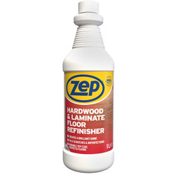 Zep Zep Commercial Hardwood and Laminate Floor Refinisher 750ml - 55221 - from Toolstation