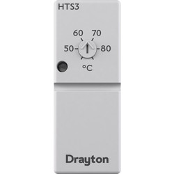 Drayton Drayton HTS3 Cylinder Thermostat  - 55242 - from Toolstation