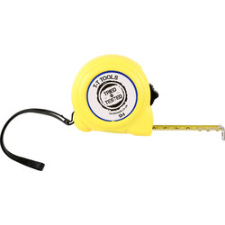 Tried and Tested Trade Tape Measure 5m - 55308 - from Toolstation