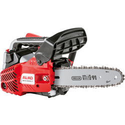 AL-KO AL-KO BKS 2625 T 25.4cc 25cm Top Handle Petrol Chainsaw  - 55462 - from Toolstation