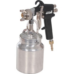 Silverline High Pressure Air Spray Gun  - 55471 - from Toolstation