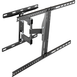 Vivanco Dual Arm Tilt & Swing TV Wall Mount Bracket