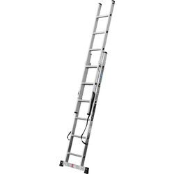Youngman Youngman Combination Ladder 3 Way - 55616 - from Toolstation