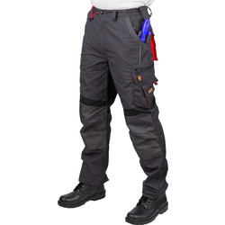 "Work-Guard Work-Guard Trousers 36"" R - 55724 - from Toolstation"