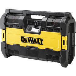 DeWalt DeWalt DWST1-75663-GB Tough System Radio 240V/14.4V/18V - 55758 - from Toolstation