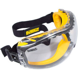 DeWalt DeWalt Concealer Safety Goggles  - 55784 - from Toolstation