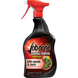 Job Done Job Done General Purpose Weedkiller 1L - 55794 - from Toolstation
