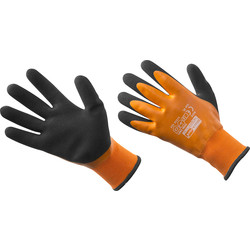 Blackrock Watertite Thermal Latex Gloves Large - 55804 - from Toolstation