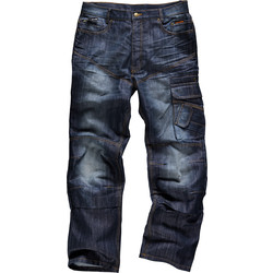 Scruffs Trade Denim Jeans