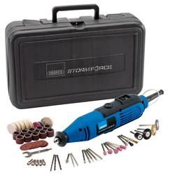 Draper 135W Rotary Multi-Tool Kit