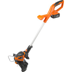 Yard Force Yard Force LT G30 40V Cordless Grass Trimmer 1 x 2.5Ah - 56167 - from Toolstation