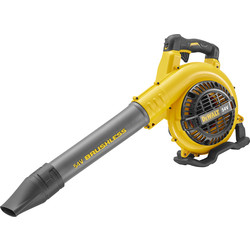 DeWalt DeWalt DCM572X1-GB 54V Flexvolt Brushless Cordless Blower 1 x 9.0Ah - 56196 - from Toolstation