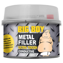 Big Boy Big Boy Metal Filler 250ml - 56231 - from Toolstation