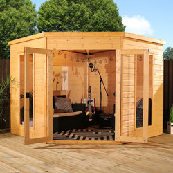 Mercia Corner Summerhouse