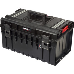 Trend Trend Modular Storage Pro Toolbox Railed 350mm - 56290 - from Toolstation