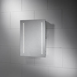 Sensio Sensio Sienna LED Mirror 500 x 390 x 50mm - 56433 - from Toolstation